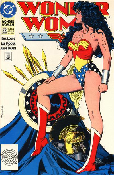 wonder_woman 75 by george perez