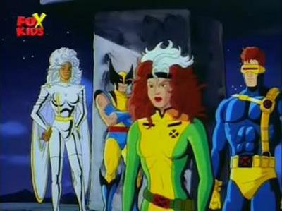 O desenho dos X-Men: sucesso e uma nova geração de fãs.