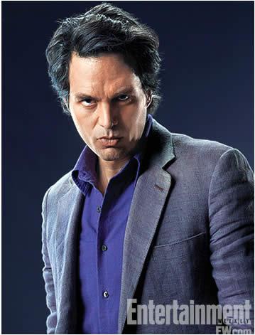 Mark Ruffalo é o Bruce Banner desde Os Vingadores.