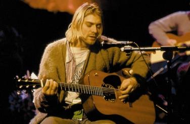 Cobain: músicas inéditas.