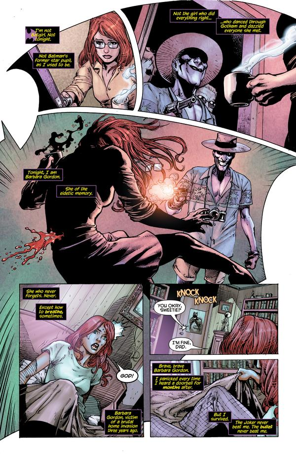 reboot batgirl flashback from killer joke