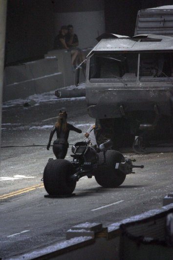 Ressurge grava suas cenas em Los Angeles.