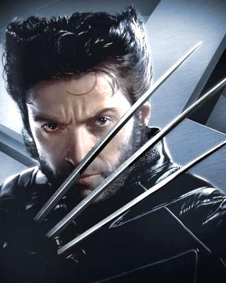 Wolverine - close up with claws 01