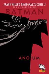 Ano Um: origem definitiva do Batman.