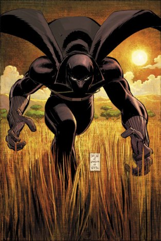 O Pantera Negra.