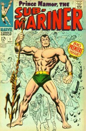 Namor, o príncipe submarino: seus direitos ainda pertencem à Universal.