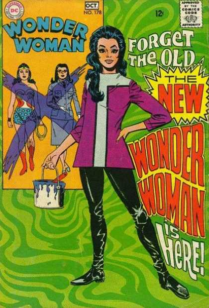 wonder woman 178 cover 1968