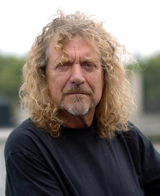 Robert Plant: material de arquivo com novidades.