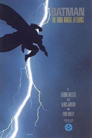 """""""O Cavaleiro das Trevas"""": para muitos a melhor história do Batman."""