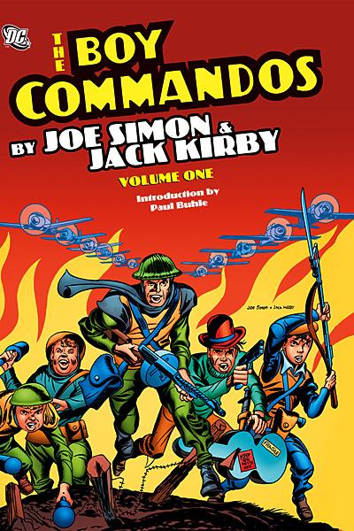 boys commandos hardcover