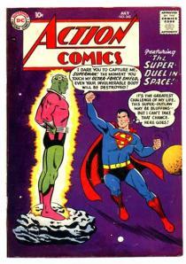 A versão original de Brainiac, nos anos 1950.