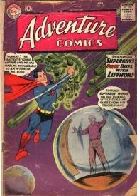 Siegel contou a origem da rivalidade com Lex Luthor em uma história do Superboy.