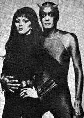 Black Widow and Daredevil TV Angela Bowie