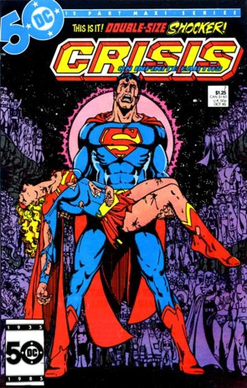 Crisis Death_of_supergirl