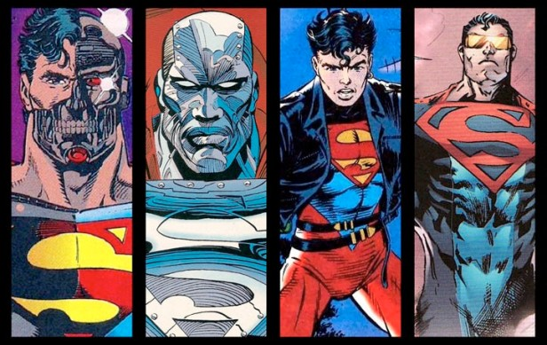 four supermen