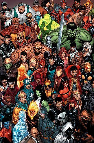 Apesar do reboot, a Marvel já retomou a liderança do mercado.
