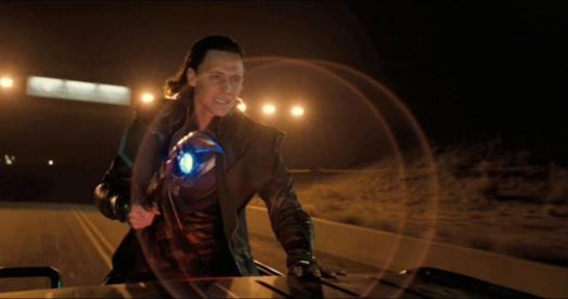 Loki e seu cajado: implicações para Era de Ultron.