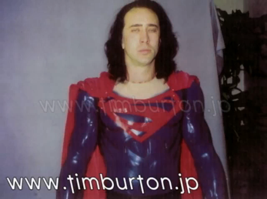 nicolas cage superman kevin smith times
