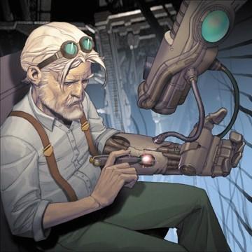Resultado de imagem para professor erick hamilton dc comics