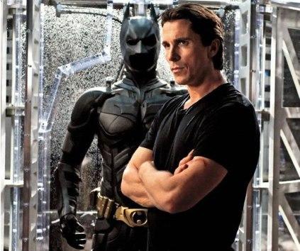 Christian Bale: Batman não mais.