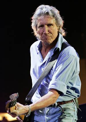 Roger Waters: turnês de sucesso.