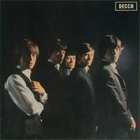 Brian (esq.) é o destaque na capa do primeiro álbum dos Stones, em 1964.