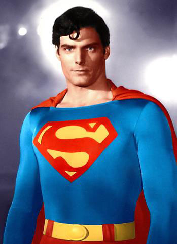 Superman Christopher-reeve