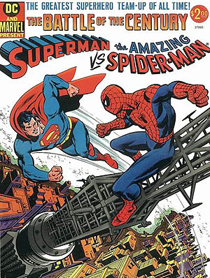 SupermanvsSpider-Man1976