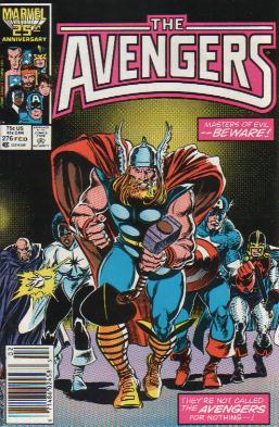 avengers 276 cover (under siege)