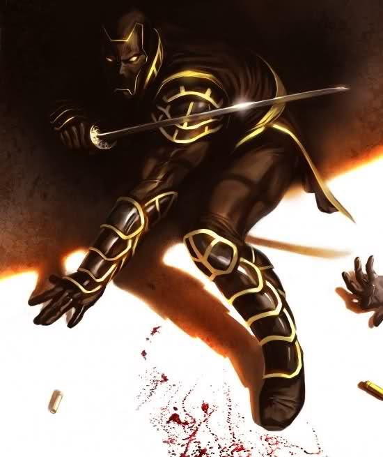 avengers - ronin