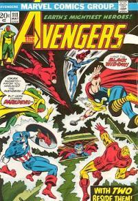 """Em """"Avengers 111"""" a Viúva Negra entra para os Vingadores."""