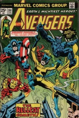 Os Vingadores em meio à Saga da Coroa da Serpente.