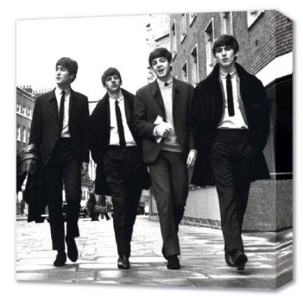 Os Beatles: pioneiros absolutos.