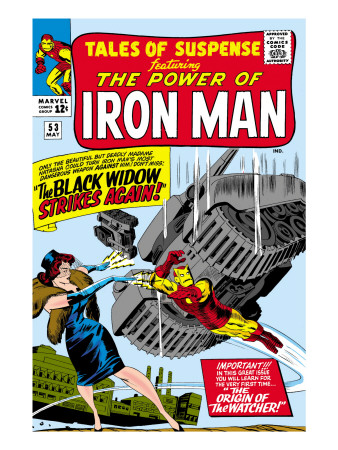 black widow tales of suspense 53