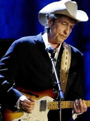 Bob Dylan: Prêmio Nobel de Literatura.