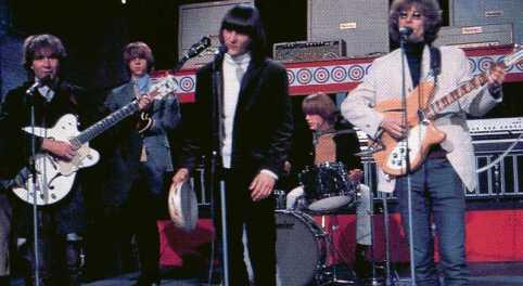 The Byrds: reação americana.