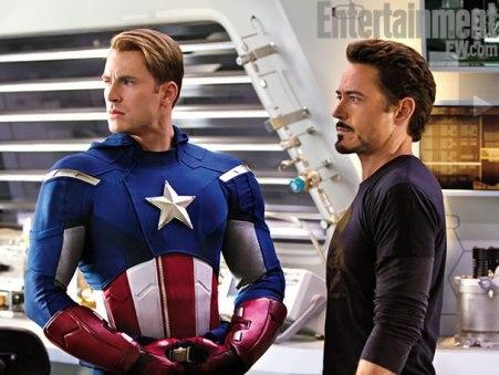 Crescerá a tensão já existente entre Rogers e Stark.