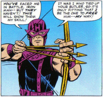hawkeye by don heck