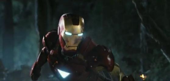 movie iron-man triangule