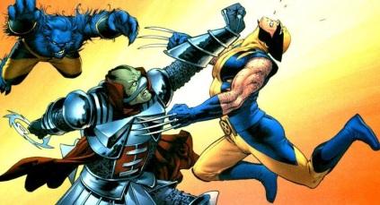Um membro dos Ords enfrenta os X-Men na história escrita por Joss Whedon e com a bala arte de John Cassaday.