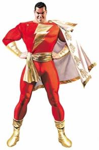 O Capitão Marvel agora se chama oficialmente apenas Shazam.