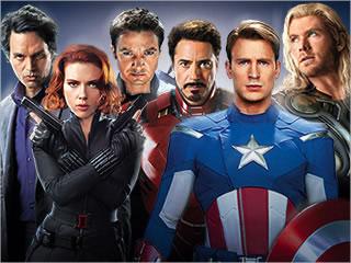 Vingadores: finalmente nos cinemas!