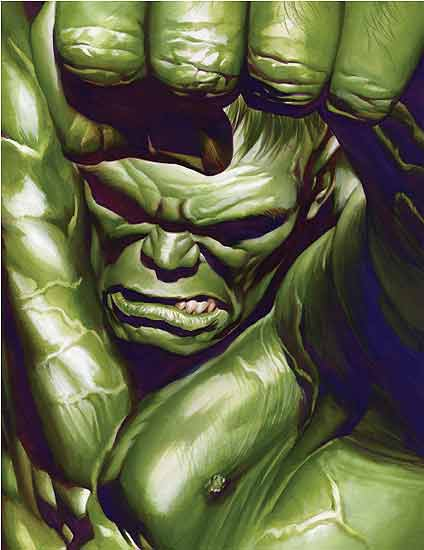 alex ross hulk