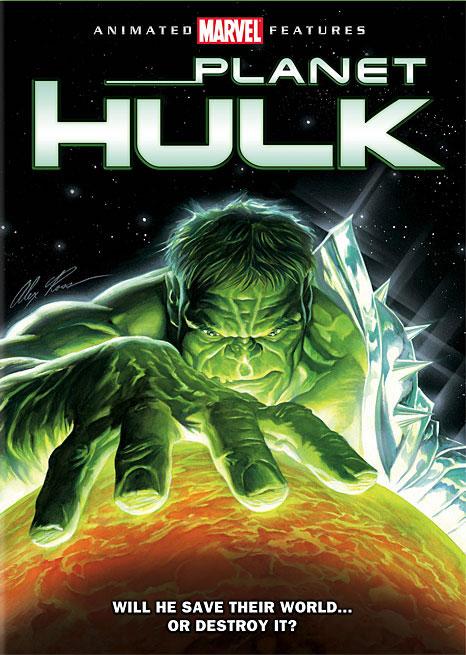 capa planet hulk dvd