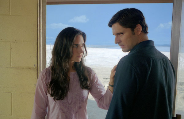 Hulk Betty Ross and Bruce Banner by Jennifer Connelly and Eric Bana