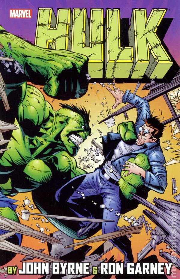 hulk (vol 1) 1 cover 1999