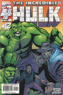 incredible hulk 12 cover