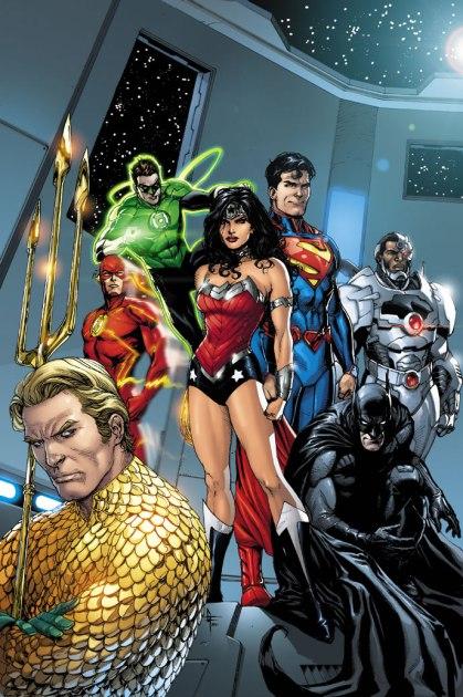 Liga da Justiça: finalmente nos cinemas.
