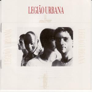 Capa do primeiro álbum, de 1985.