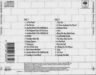 Roger Waters, Pink Floyd e a gravação e impacto de The